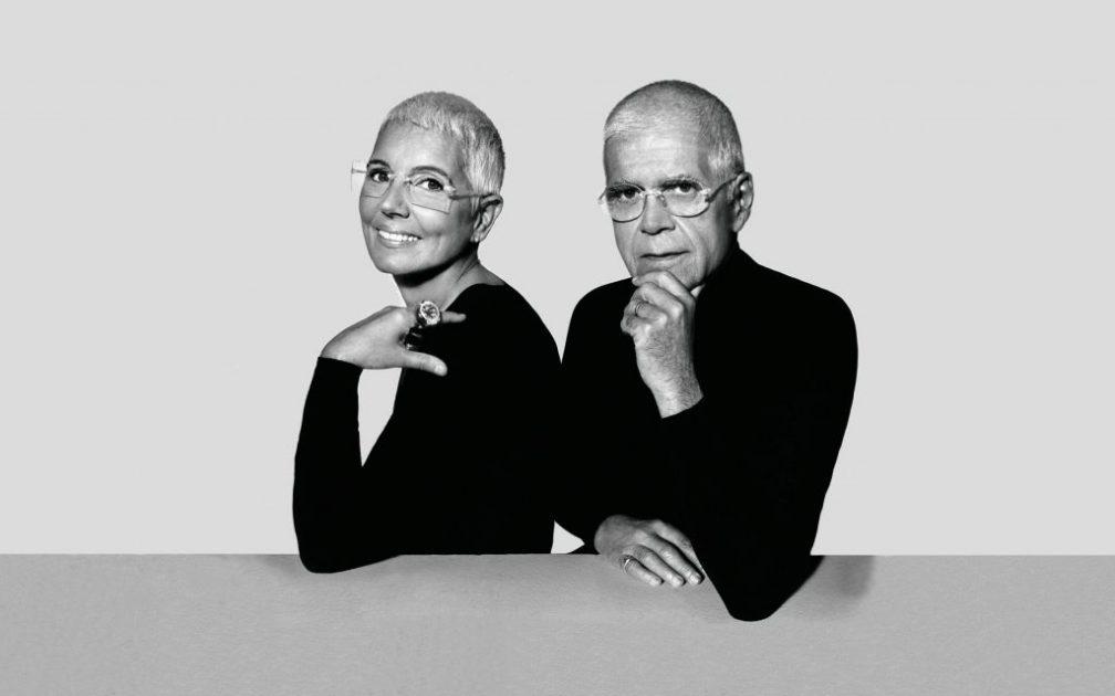 Rosa Oriol y Salvador Tous, creadores del mítico oso Tous.
